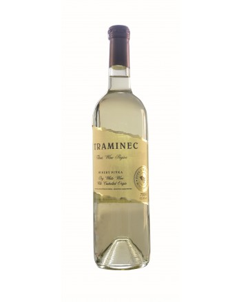 Traminec 2015  0,75l - Pivka Winery